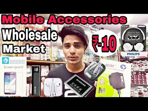 Mobile Accessories In Cheap Price | Mobile Accessories wholesale Market hyderabad