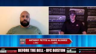 Before The Bell: UFC Fight Night 81 - with Frank Trigg & Nick Kalikas