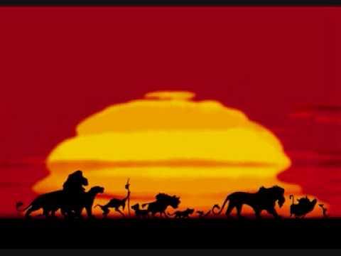 03 The Lion Sleeps Tonight - Lebo M (Lion king)