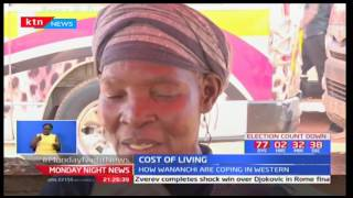 Kenyans talk of how they are coping with the high cost of living