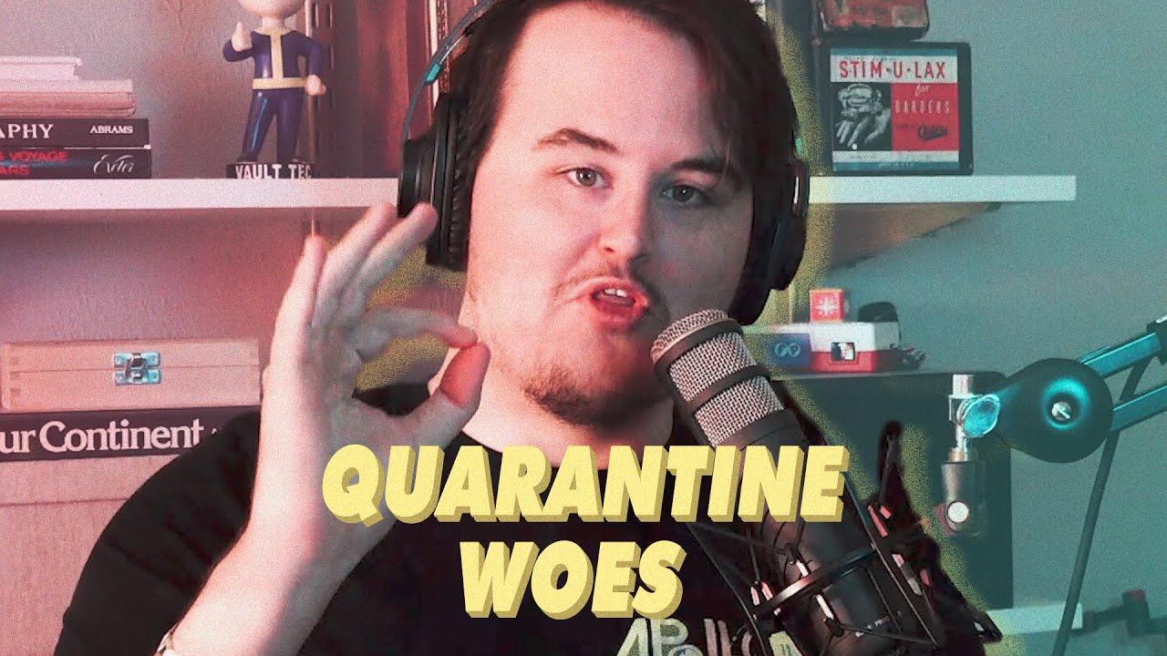 Blowing My Quarantine Nut
