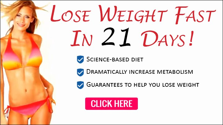 how to lose weight in 3weeks fast