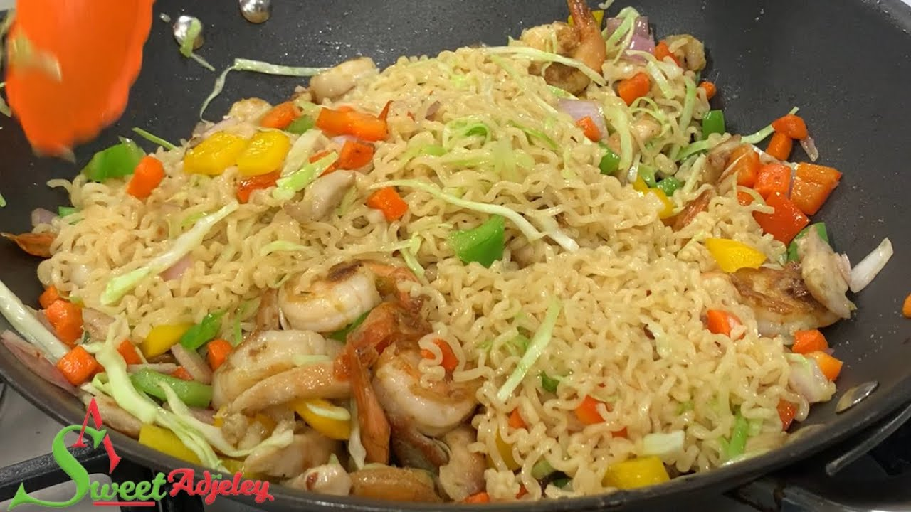 Download LETS TRANSFORM INSTANT NOODLES INTO A TASTY & HEALTHY RESTAURANT STYLE DINNER IN UNDER 30 MINUTES
