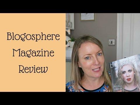 BLOGOSPHERE MAGAZINE | REVIEW