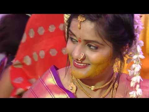 kajal wedding haldi song  gulabachi kali nds art Gokul mahajan