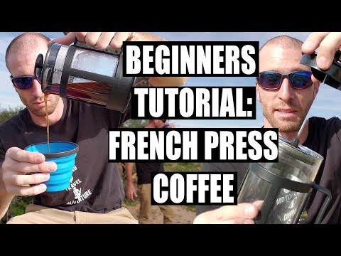 How To Use A French Press For Beginners