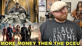 Black Panther Destroyed The DCEU!!!