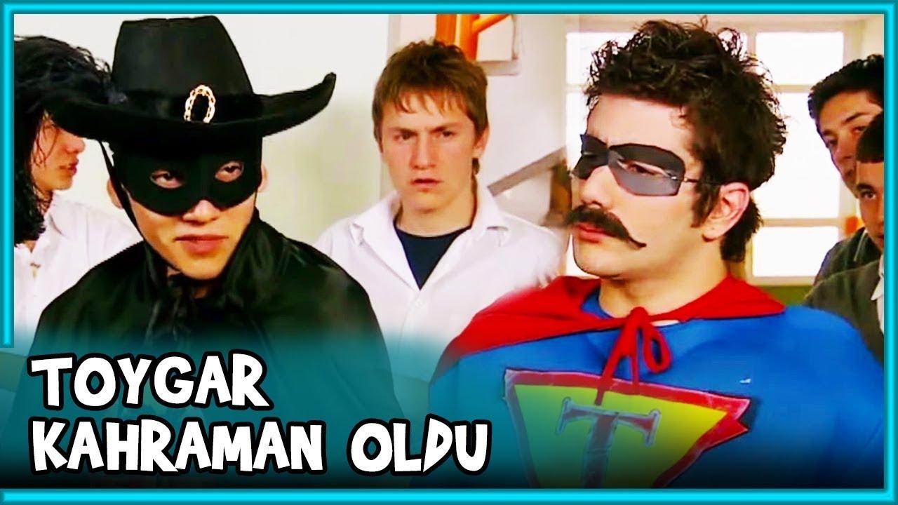Toygar Süper Kahraman Oldu! - Acemi Cadı 27. Bölüm