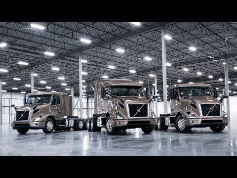 Volvo Trucks - Volvo VNR Walk Around Exterior