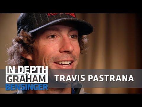Travis Pastrana on home: Action sports tasyland