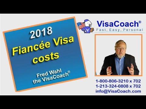 Total cost of k1 visa