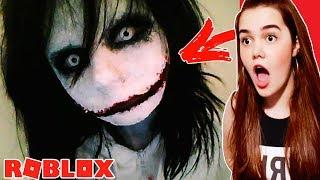 A história de terror do Jeff The Killer | Roblox