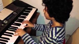 loran palanli - Der kleine Indianer - klavier
