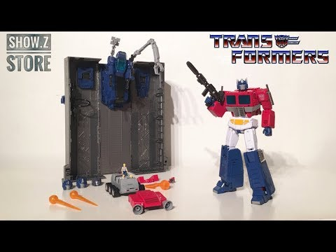 Transformers Masterpiece MP-44 Convoy 3.0 Optimus Prime Review