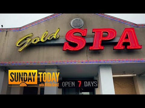 Atlanta Spa Shootings Spotlight Spike In Violence Against Asian Americans | Sunday TODAY