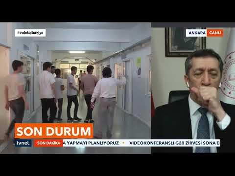 Özel Röportaj - Milli Eğitim Bakanı Ziya Selçuk TVNET'te.