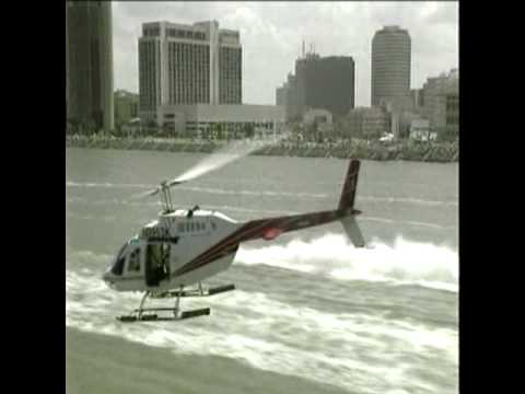 offshore racing crashes