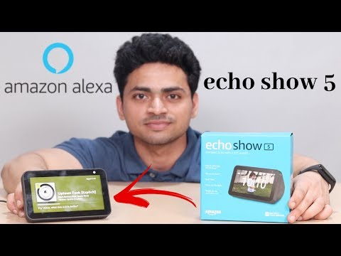 amazon-echo-show-5-unboxing-&-setup-|-alexa-smart-home-|-tech-unboxing-🔥