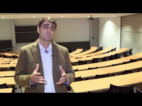 ESADE's MSc in Finance - Santiago Forte