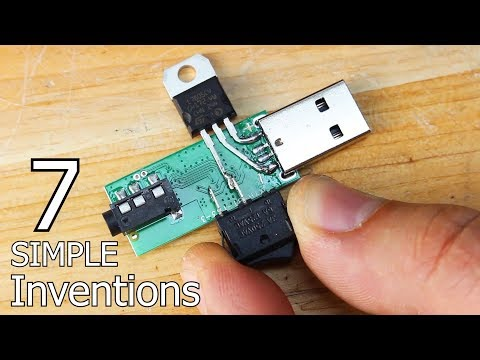 7 DIY Simple Inventions