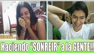 HACIENDO SONREIR A LA GENTE !! - Omegle | Fernanfloo VideosEliminados