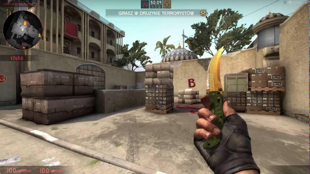 flip knife lore showcase