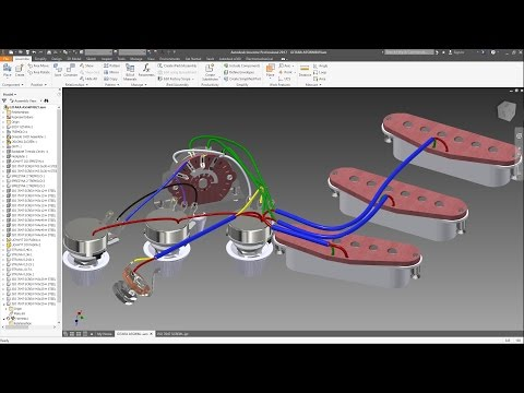 INVENTOR 2017 - CABLE AND HARNESS