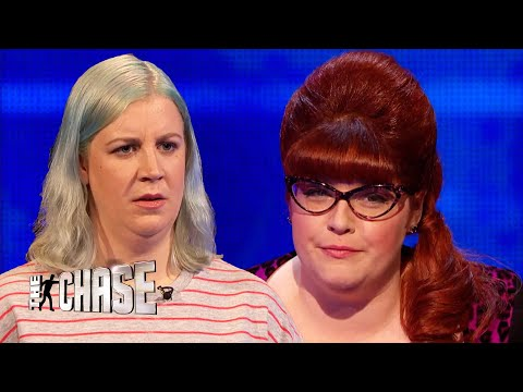 The Chase | Lauren Takes On The Vixen In A Solo Chase For £4,000 from YouTube · Duration:  4 minutes 23 seconds