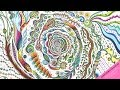 Drawing a Magic Spiral :: Ulrike Hirsch