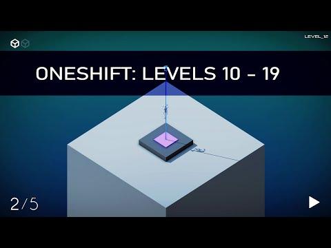 OneShift Levels 10 - 19 |