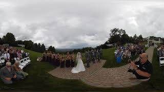 Lorelei & Ryan - 360* Wedding Highlights