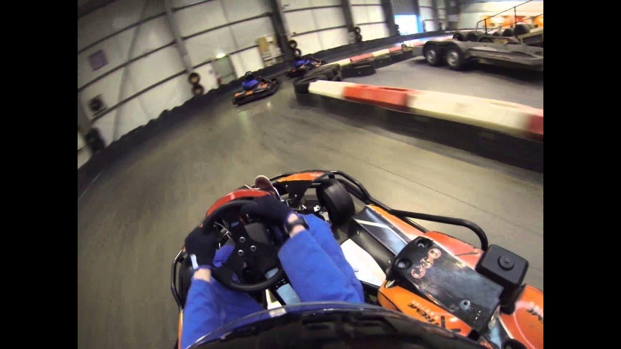 extreme karting falkirk