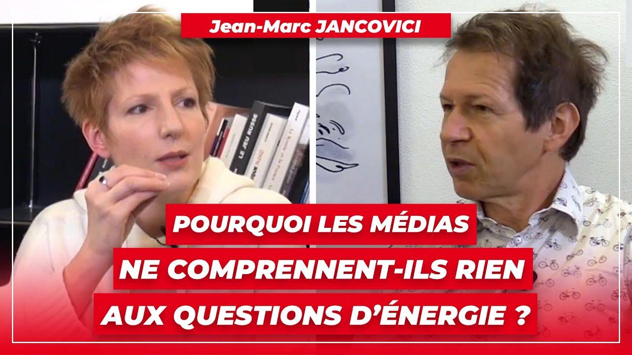 Download Pourquoi les médias ne comprennent-ils rien aux questions d'énergie ? Jancovici face à Polony