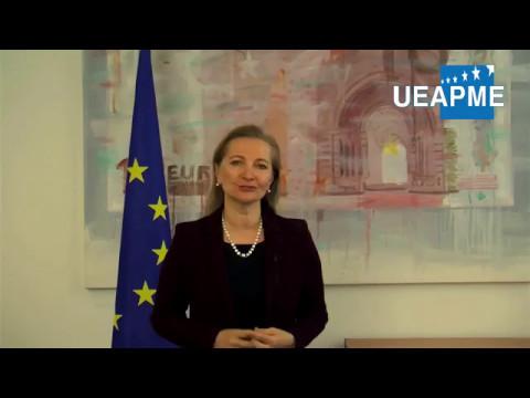 UEAPME President Rabmer-Koller to 60 years Treaty of Rome