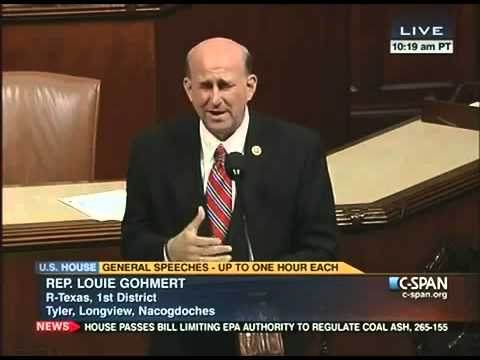 Louie Gohmert  NSA Program Is Like Busting Pot Smokers By Tracking Stolen Potato Chips