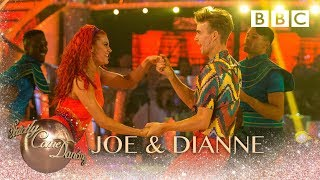 Joe & Dianne Salsa to Joseph Megamix from 'Joseph & The Amazing Technicolor Dreamcoat' - Strictly