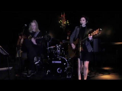 Summer Wine Performed by The Songbirds at Bar Tausend in Berlin, Germany 20.4.2016