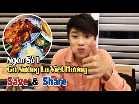 Livestream Cùng Wanbo-Save&Share Tập 28: Gà Nướng Lu Việt Hương