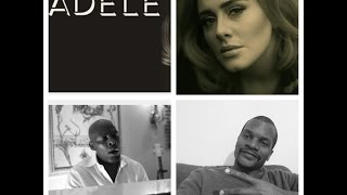 Hello by Adele,  A review of  Adele