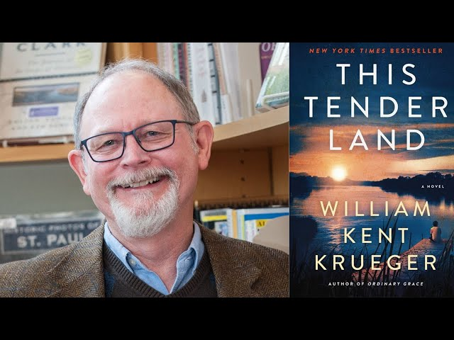 An evening with William Kent Krueger author of This Tender Land