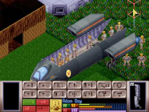 Dogfight - X-Com Ufo Defense Music