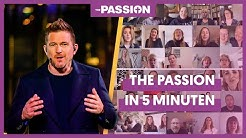 The Passion 2020 in 5 minuten