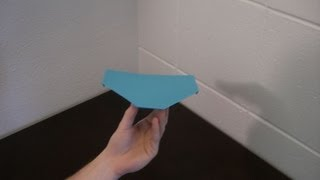 How To Build The Best Paper Air Plane Glider Sailplane