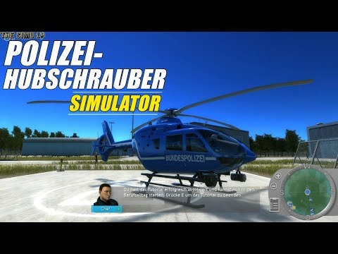 Police Helicopter Simulator   #1 Tutorial  