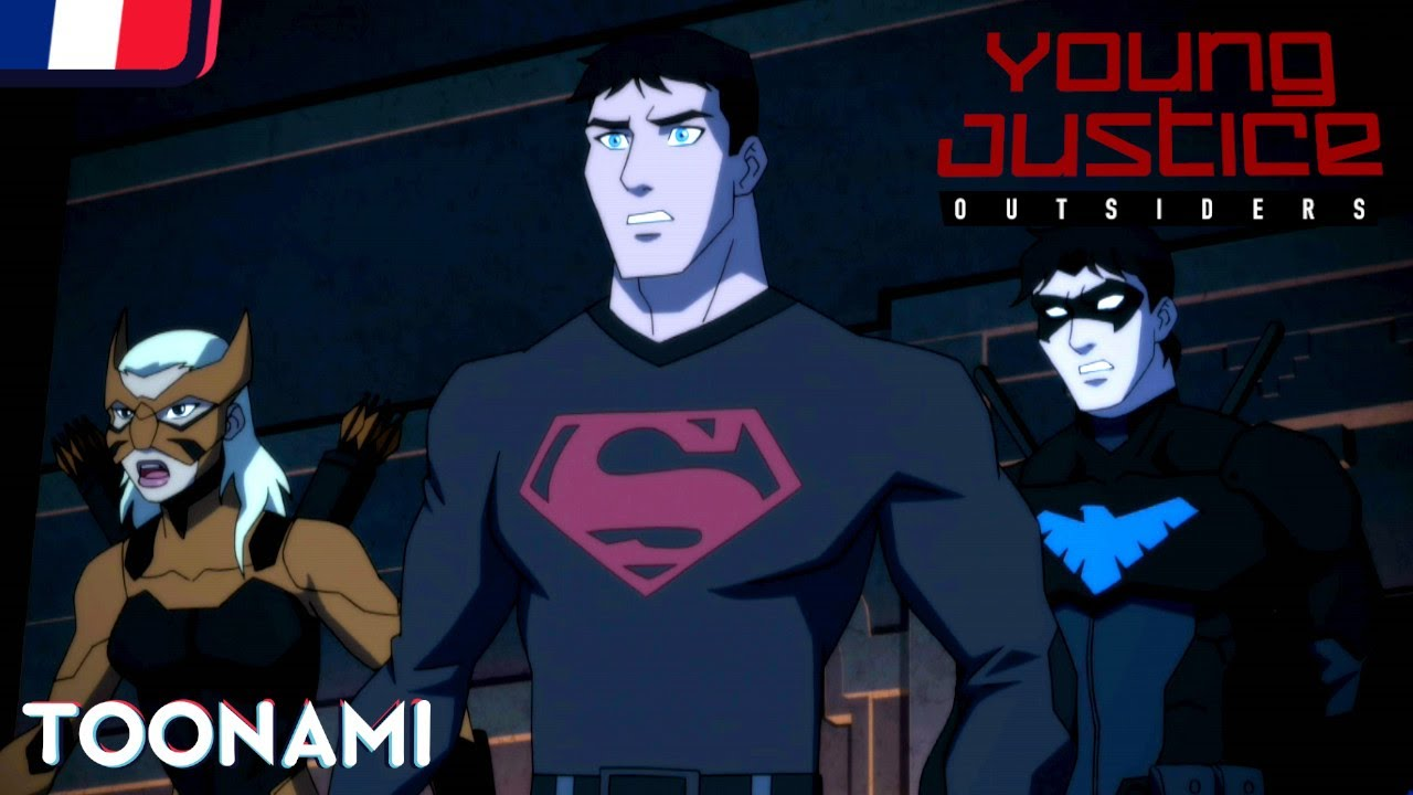 Download Young Justice Outsiders 🇫🇷 | Opération Sauvetage [Episode #6]