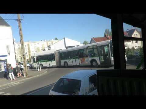 Heuliez GX 187 #807 | Ligne Scolaire 116 | Réseau TAN de Nantes + Bonus #812