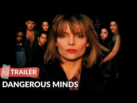 Dangerous Minds 1995 Trailer | Michelle Pfeiffer