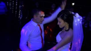Молодые зажигают на своей свадьбе 29.10.17