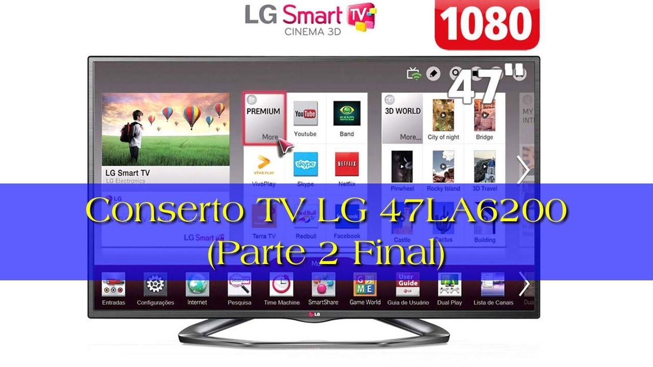 LG 47LA6200 TV Driver Windows