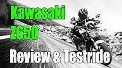 Kawasaki Z650 (2017) Review & Testride!